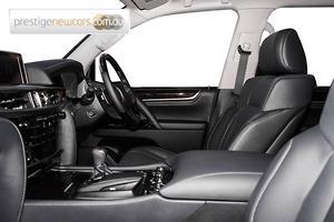 2019 Lexus LX LX450d Auto 4x4