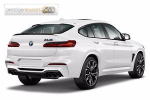 2019 BMW X4 M Competition F98 Auto M xDrive