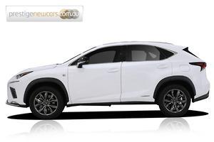 2019 Lexus NX NX300h F Sport Auto 2WD