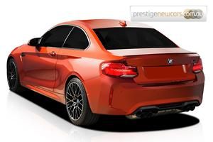 2019 BMW M2 Competition F87 LCI Manual