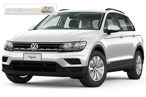2019 Volkswagen Tiguan 110TSI Trendline 5N Auto 2WD MY19.5