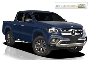 2019 Mercedes-Benz X-Class X250d Power Auto 4MATIC Dual Cab