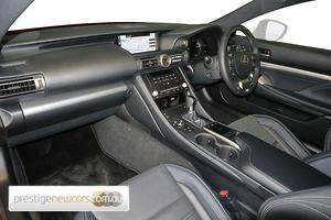 2019 Lexus RC RC300 F Sport Auto