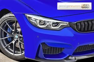 2019 BMW M4 CS F82 LCI Auto