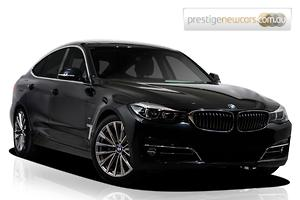 2019 BMW 3 Series 330i Luxury Line F34 LCI Auto
