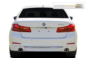2019 BMW 5 Series 530i Luxury Line G30 Auto