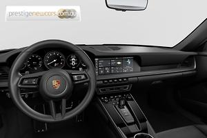 2019 Porsche 911 Carrera 4 992 Auto AWD MY20
