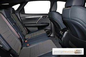 2019 Lexus RX RX350 F Sport Auto 4x4