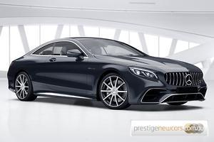 2019 Mercedes-Benz S63 AMG Auto