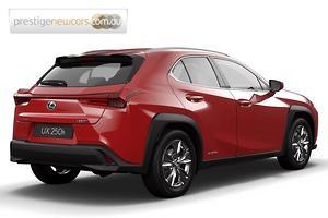 2019 Lexus UX UX250h Luxury Auto 2WD