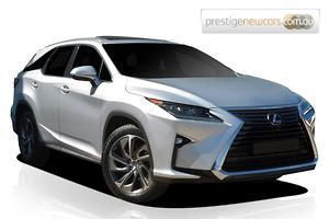 2019 Lexus RX350 L Sports Luxury Auto 4x4