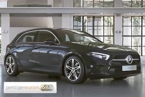 2019 Mercedes-Benz A250 Auto 4MATIC