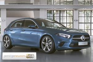 2019 Mercedes-Benz A250 Auto
