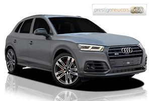 2019 Audi SQ5 Black Edition Auto quattro MY19